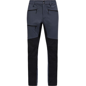 Haglöfs Rugged Flex Pantalones Hombre, dense blue/true black